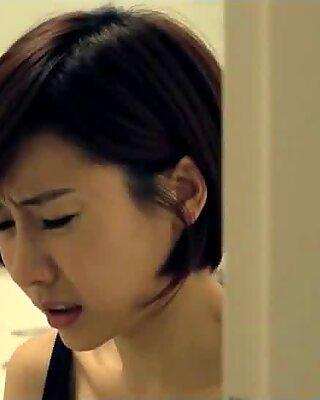 Kwak Hyeon-Hwa - Explicit KoreansK Sex Sequence, Asiatisk - Hus med fin utsikt