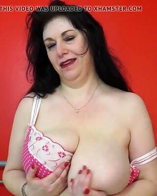 big-boobed natural mature mom wants a good nail