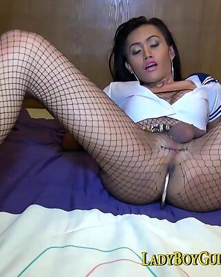 Jennine Needs Cock Up Her Ass