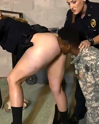 Sexy milf 40 xxx Fake Soldier Gets Used as a Fuck Toy