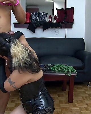 MAMACITAZ - Latina Zulima Serna Has Kinky Revenge Sex