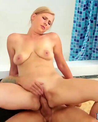partner s daughters first anal creampie and danny mom   Step Into My Shower