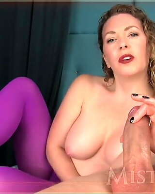 mistress T muddy chat Handjob