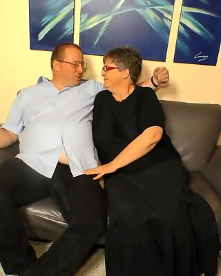 LETSDOEIT - Big Ass German Granny Action