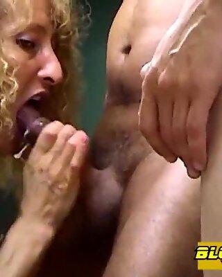 2 amateur teachers at school