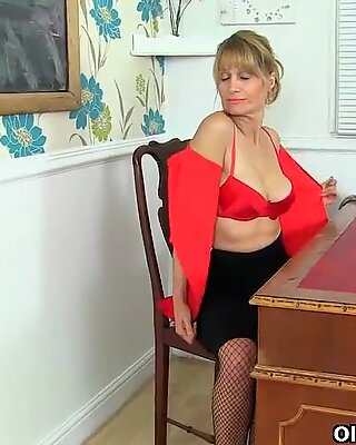 British gilf Sapphire Louise will be at your service today
