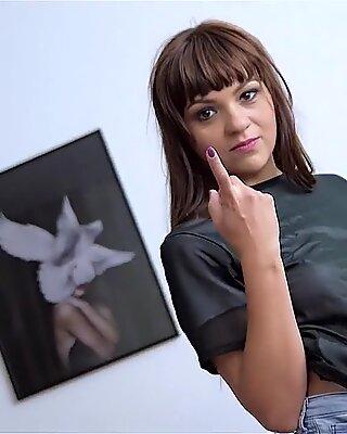 Sexy female with big tits from Switzerland  - https://elita-girl.com