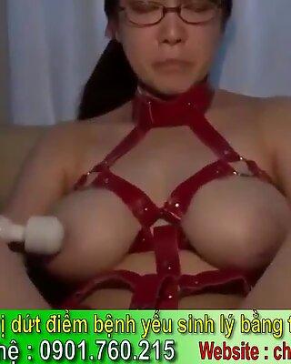 Horny lady