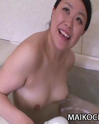 Machiko Koda - JAV Wife Fingered Fucked And Creampied