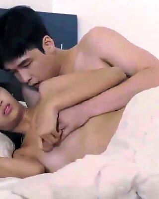 Korean lovemaking scene 262