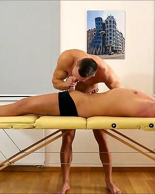 Sex Massage Gay Giving Amazing Blowjob