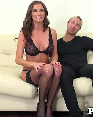 Lovely MILF fucking on webcam