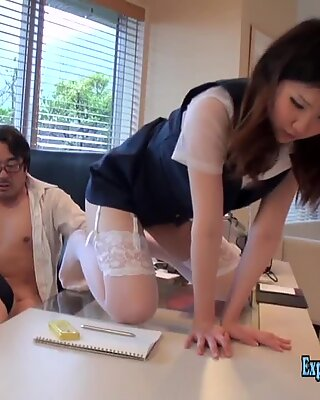 Jav Office Girls Fucks Boss On His Desk Uncensored Action Excellent Amateurs Nice Asses