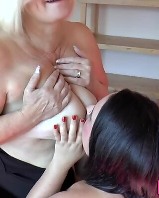 Lacey Starr in Hot Pussyeating Action