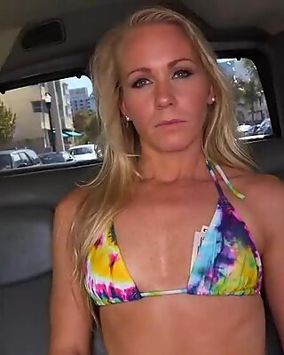 Sexy Blonde Amateur Surfer Fucked On The 305bus.1