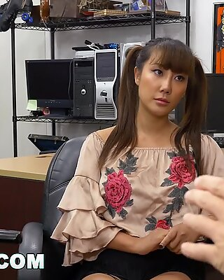 XXXPAWN - Desperate female Tiffany Rain Puts Up With BS For Money