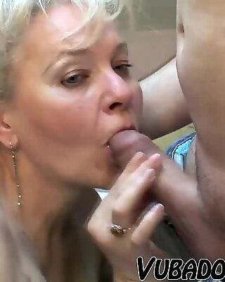 BEDROOM SEX BY MATURE COUPLE