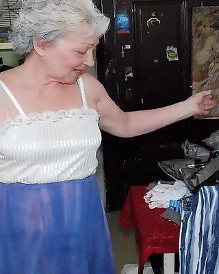 Omahotel Hemmagjord Old Grannies Bilder