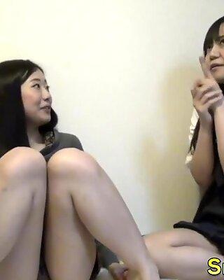 Lesbian teenage asians