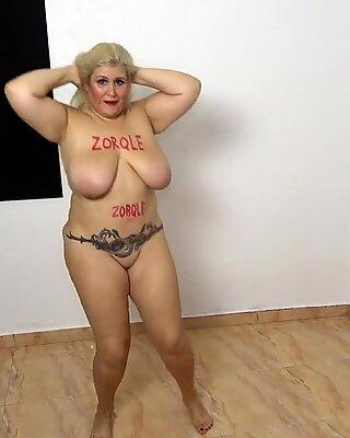 Busty Belly Dancer Musa Libertina
