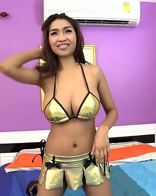 Heavy shoving was causing my ample tits to jiggle