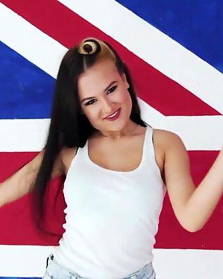 Smuk kvinde med lille Røv fra Sverige