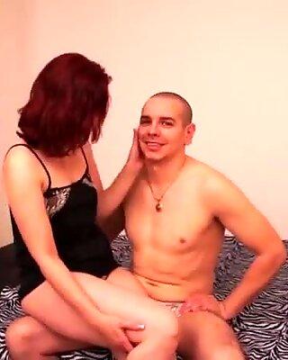 German teenage Amateur Couple Homemade bang-out gauze