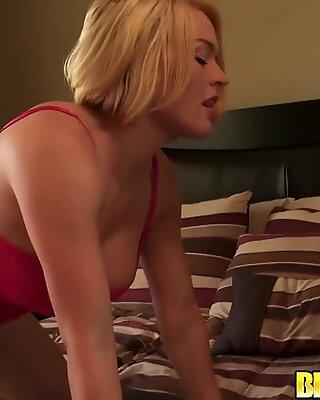 Blondes älskar Snopp - Stora Pattar Krissy Lynn