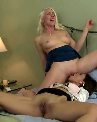 Aubrey Sinclair fucked by friends bf