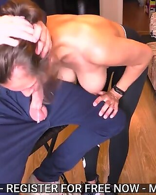 Amateur Couple from USA - Crazy Hot Video!