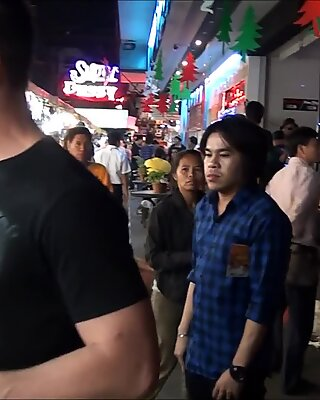 Patpong Night Thailand