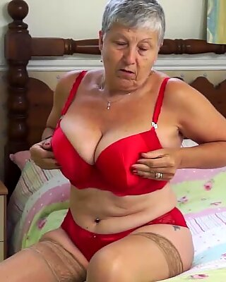 EuropeMaturE Great Busty Grandmas Compilation