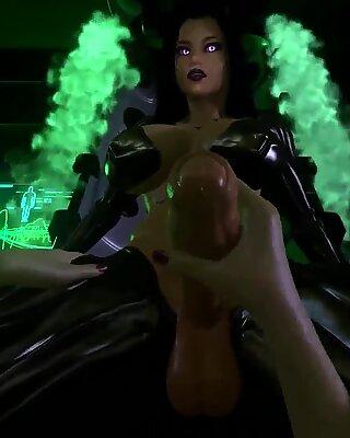 Hot Dickgirl Enorma Snopp