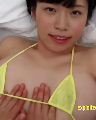 fledgling Suzuki Asahiis shows up In Her Debut video Massive Tits