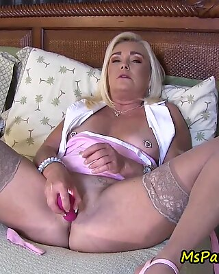 Mommy/Son and His Panty Fetish